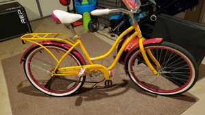 "Schwinn Madeline Too Cruiser Bike, 24"" wheels, Orange for Sale in Arlington, VA"