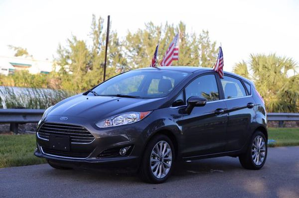 Ford Fiesta Platinum 2017 for Sale in Hollywood, FL - OfferUp