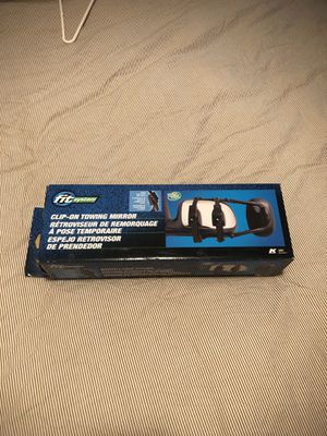 Universal Clip on mirrors for towing for Sale in Tempe, AZ