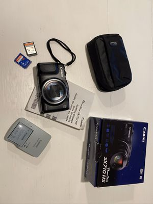 Canon PowerShot SX710HS for Sale in Fullerton, CA