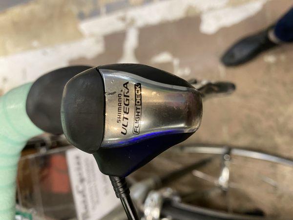 Carbon Specialized Roubaix Expert