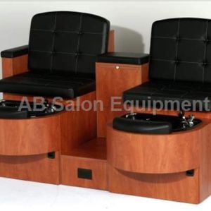 Double pedicure chairs for Sale in Breezy Point, MN
