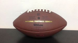 NFL Football Wilson Ball Sport Pelota de Futbol Americano Wilson WTF1825 for Sale in Miami, FL