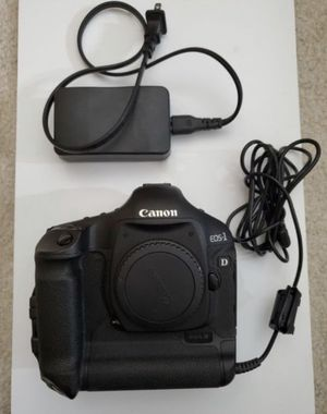 Canon 1d mk iii for Sale in Columbus, OH