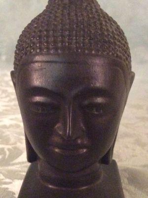 Metal Buddha Figurine for Sale in Bauxite, AR