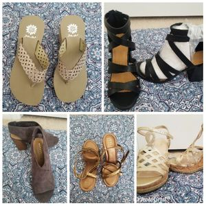 Wedge Sandals & UGG boots for Sale in St. Petersburg, FL
