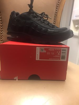 Airmax 95 size 7y for Sale in Poinciana, FL