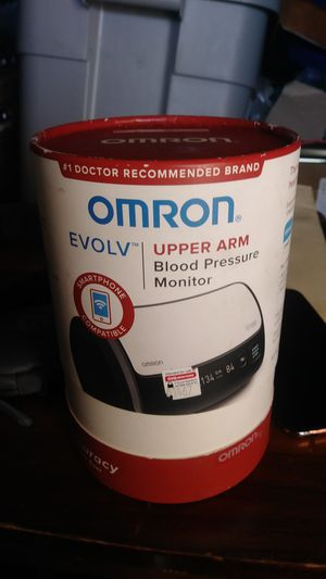 Omron upper arm blood pressure monitor for Sale in Modesto, CA
