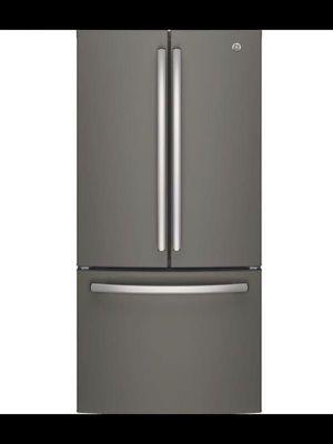 Refrigerator GE Fridge Freezer / Nevera 24.7Cu.Ft. French Doors GNE25JMKES for Sale in Hialeah, FL