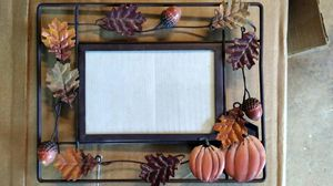 Fall Picture Frame. for Sale in Cairo, GA