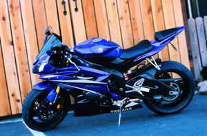 Yamaha r6 2007 LOW MILES /CLRAN TITLE/ REGISTRATION UP TO DATE. for Sale in Westminster, CA