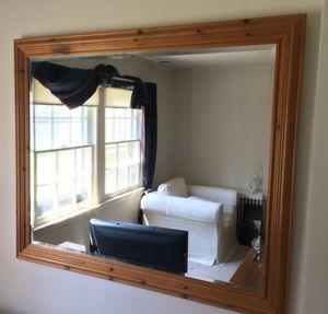 Handmade Solid Pine Mirror for Sale in Arlington, VA