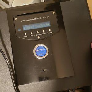 Vanderbach HRS-1020 Sound Receiver Amplifier for Sale in Los Angeles, CA