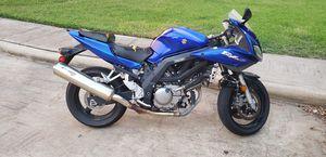 2008 Suzuki Sv650 motorcycle for Sale in Houston, TX