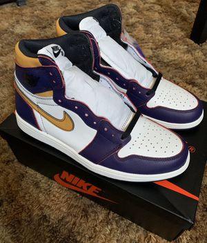 Jordan 1 Nike SB LA to Chicago for Sale in Fresno, CA