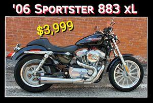 Harley Davidson Sportster 883 for Sale in O'Fallon, MO