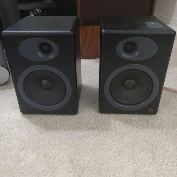 AudioEngine 5 Speakers Coverted To Pass Though Speakers