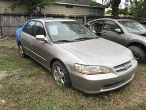 1998 Honda Accord Parts for Sale in Houston, TX
