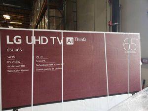 "Lg 4k hdr smart TV 65"" for Sale in Orlando, FL"