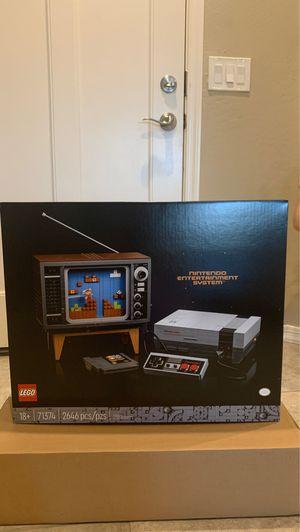Brand new Nintendo LEGO set 71374 for Sale in Peoria, AZ