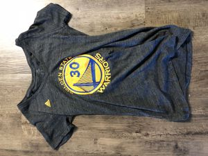 Adidas women's curry shirt for Sale in Riverton, UT
