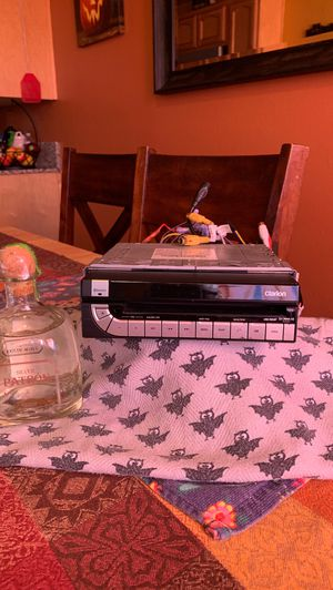 Clarion DVD Bluetooth for Sale in Lodi, CA