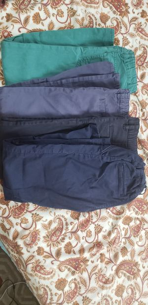 Boys pants size 7& 8 for Sale in Lansing, MI