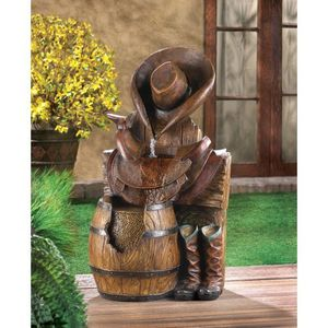 WILD WEST WATER FOUNTAIN for Sale in Niceville, FL