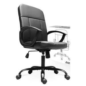 New! Ergonomic Mid Back Leather Office Computer Chair for Sale in Santa Monica, CA