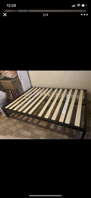 Twin bed frame for Sale in Washington, DC