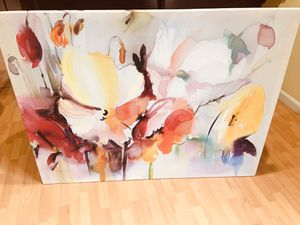 Brand New Big Sized Stretched Print on Canvas for Sale in Kirkland, WA