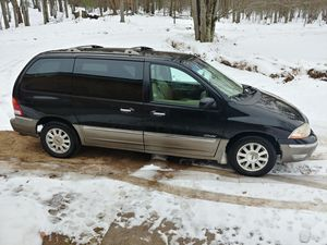 2002 Ford Windstar Limited Minivan. for Sale in Chase, MI