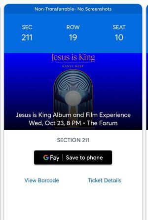 Jesus is king for Sale in Los Angeles, CA