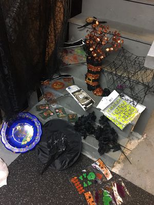Halloween items. for Sale in Everett, MA