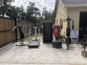 Exercise -workout for Sale in Houston, TX