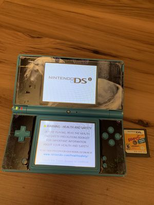 DSi Nintendo with free horse game. Includes brand new charger and stylus for Sale in Painesville, OH