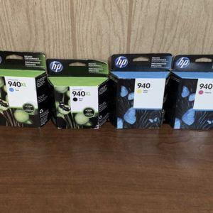 Hp 940 Ink Cartridges for Sale in Falls Church, VA