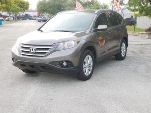 2013 HONDA CRV EXL for Sale in Fort Lauderdale, FL
