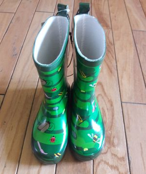 Kids Rain/ Garden Boots for Sale in Tampa, FL