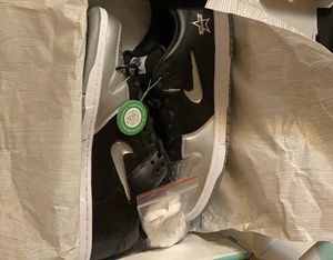 DS NEW Nike X Supreme SB Dunk Low OG Silver Jewel Black - Size 10 for Sale in Kent, WA