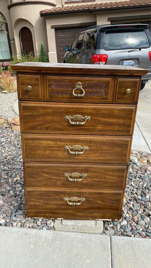 Wooden Dresser for Sale in Carlsbad, CA