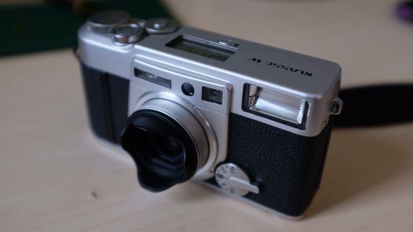 Fujifilm Klasse W (Film Camera) Like New