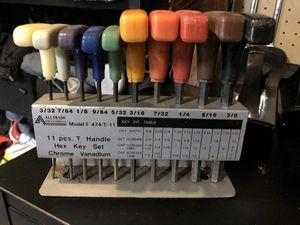 Alltrade Professional Hex Key Set for Sale in Colbert, WA