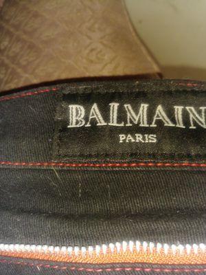 Balmain paris jeans for Sale in Cleveland, TN