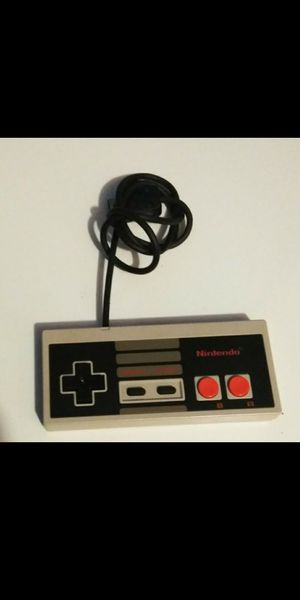 Official NES Classic Edition Controller Nintendo Mini OEM CLV-002 for Sale in Pasadena, CA