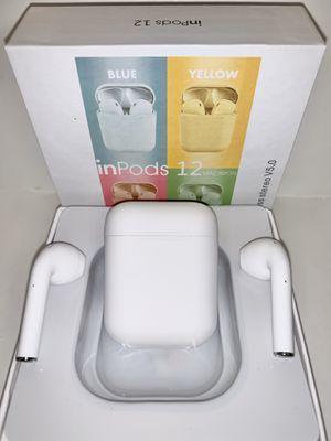White EarPods i12 Mini for Sale in Santa Clarita, CA