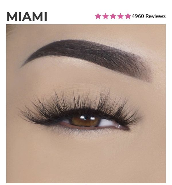 """NEW! Limited Edition Lilly Lashes """"Jetsetter Glam bag"""""""