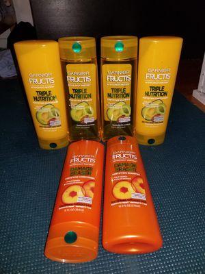 6 garnier fructis for Sale in Springdale, MD