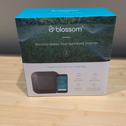 Blossom Wireless Sprinkler Controller - 8 Zone for Sale in Washougal,  WA