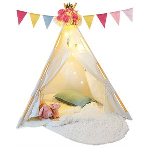 Tazz Toys Teepee Tent for Kids Sleepover for Sale in Miami, FL